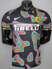 2021 INT X Mason Margiela Concept Away Player Version Soccer Jersey