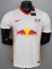 20-21 RB Leipzig Home Player Version Soccer Jersey