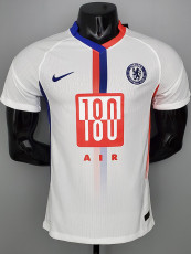 20-21 CHE Fourth White Player Version Soccer Jersey