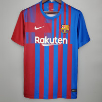 21-22 BAR 1:1 Home Fans Soccer Jersey