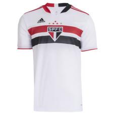 21-22 Sao Paulo 1:1 Home Fans Soccer Jersey