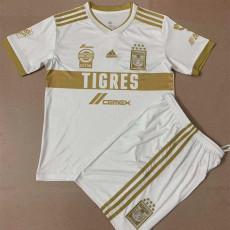 2021 Tigres UANL Third Kids Soccer Jersey