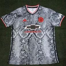 2021 Man Utd Snake Version soccer jersey