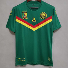 2021 Cameroon Home Fans Soccer Jersey