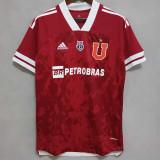 2021 Universidad De Chile Red Soccer Jersey