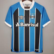 2017 Gremio Home Retro Soccer Jersey