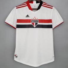 21-22 Sao Paulo Home Women Soccer Jersey