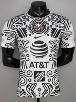 2021 Club America Third Player Version Soccer Jersey