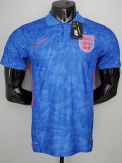 2020 England Away Player Version Soccer Jersey