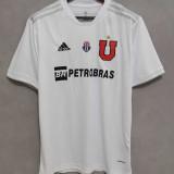 2021 Universidad De Chile White Soccer Jersey