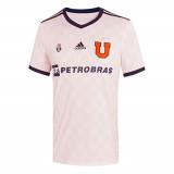 2021 Universidad De Chile Away Pink Soccer Jersey