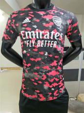 20-21 ARS Black Pink White Player Version Training Shirts