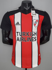 20-21 River Plate Third Player Version Soccer Jersey
