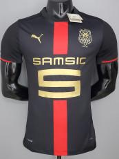 20-21 Stade Rennais 120th Player Version Soccer Jersey