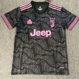 2021 JUV Moschino Edition ( Pink Jeep) Fans Soccer Jersey