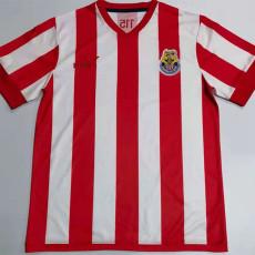 21-22 Chivas 115th Red Fans Soccer Jersey