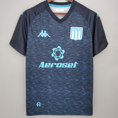 21-22 Atletico Argentina Away Fans Soccer Jersey(阿根廷竞赛)
