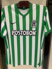 21-22 Atletico Nacional Home Fans Soccer Jersey  (国民竞技)
