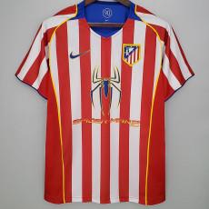 2004-2005  ATM Home Retro Soccer Jersey