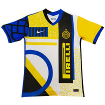 21-22 INT Commemorative Fans Soccer Jersey