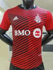 Toronto FC Red Player Version Soccer Jersey 多伦多FC