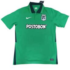 21-22 Atletico Nacional Away Green Fans Soccer Jersey  (国民竞技)