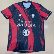 21-22 AL-AHLI Home Fans Soccer Jersey  (沙特阿赫利)
