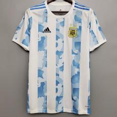 20-21 Argentina Home 1:1 Fans Soccer Jersey