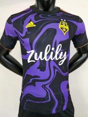 21-22 Seattle Sounders Away Player Version Soccer Jersey 西雅图海湾者