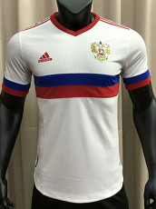 2021 Russia Away Player Soccer Jersey