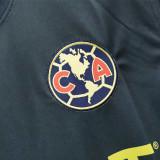 21-22 Club America Away Fans Soccer Jersey