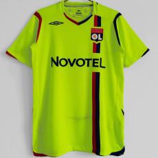 2008-2009 Lyon Away Retro Soccer Jersey