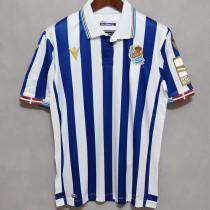 2021 Real Sociedad Special Edition Fans Soccer Jersey