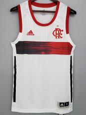 2021 Flamengo Away Basketball Jersey
