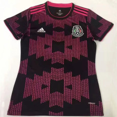 21-22 Mexico Home Women Soccer Jersey