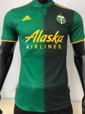 21-22 Portland Timbers Home Player Version Soccer Jersey (波特兰伐木者)