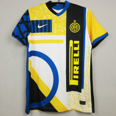2021 INT fourth Fans Soccer Jersey