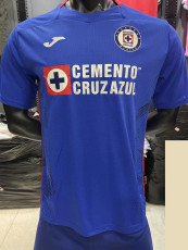 2021 Cruz Azul Home Player Version Soccer Jersey