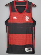 2021 Flamengo Home Basketball Jersey