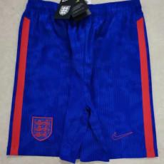 2020 England Away Shorts Pants