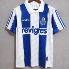 1996-1997 Porto Home Retro Soccer Jersey