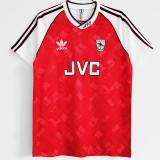1990-1992 ARS Home Retro Soccer Jersey