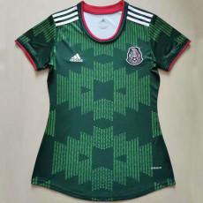 21-22 Mexico Away Women Soccer Jersey