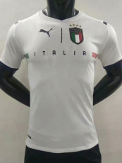 21-22 Italy Away Player Version Soccer Jersey