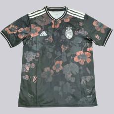 21-22 JUV Special version Black training soccer jersey