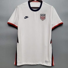 2020 United States Home Soccer Jersey