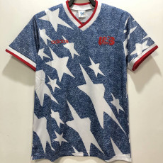 1994 United States Away Retro Soccer Jersey