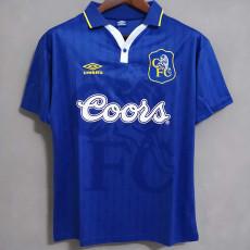 1997-1998 CHE Home Retro Soccer Jersey
