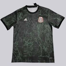 2021 Mexico Black green Training jersey