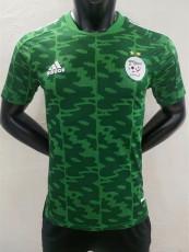 20-21 Algeria Away Player Version Soccer Jersey